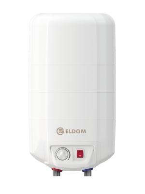 """Eldom boiler 15 liter """"Boven wasbak""""-model 2 Kw. drukvast"""