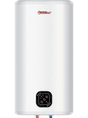 80 liter platte smart boiler met slimme technologie. Zowel verticaal als horizontaal toepasbaar