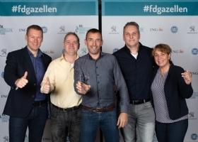 FD Gazellen 2018 Team